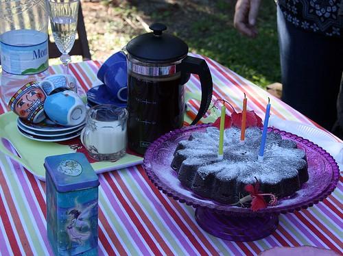 robin's cake