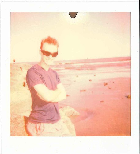 Nicholas at the Pier