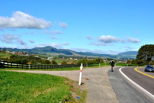 Rotorua Cycling