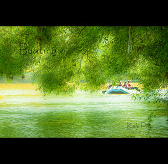 Boating (Kals Pics) Tags: trees india green tourism river nikon boating karnataka coorg forestcamp dubare elephantcamp kodagu cauvery d40 70300mmvr kalspics
