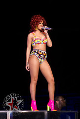 Rhianna - The Palace of Auburn Hills - Auburn Hills, MI - June 14th 2011 - Photos By Scott Legato