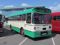 RWU534R - Morecambe (29/05/16) (Toffeeapple82) Tags: buses preservedbuses morecambe rwu534r westyorkshirepassengertransportexecutive 8534 leylandleopard plaxton wypte