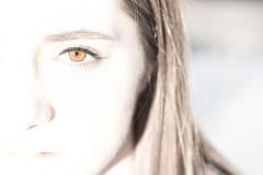8/52 High Key (melbaczuk) Tags: explore 50mm 50mmlens 52weeksthe2017edition week82017 weekstartingsundayfebruary192017 beauty bright eye eyes face girl highkey light oneeye project52 stare week8theme white explored 10000views