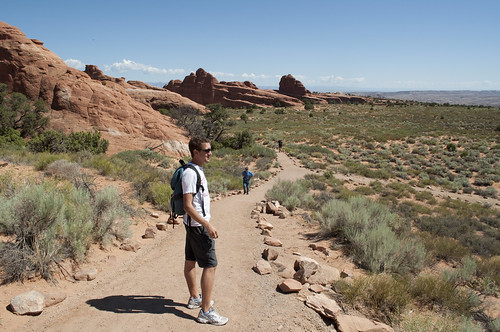 Devils Garden and the Primitive Trail