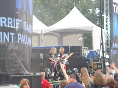 07/03/09 Judas Priest @ Taste of MN Festival, St. Paul, MN