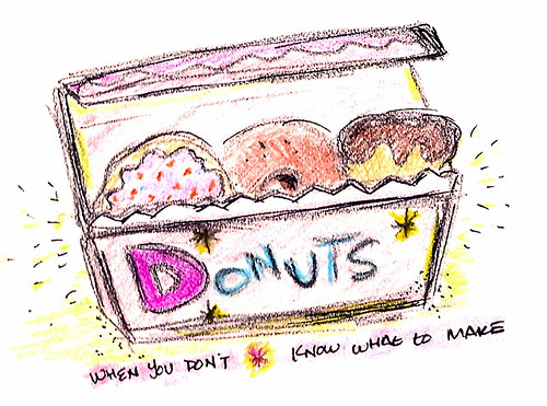 D is for Donuts