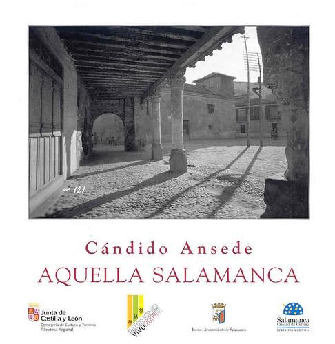 Cándido Ansede: Aquella Salamanca