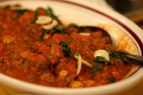 Bean ball curry - Kastoori Kofta
