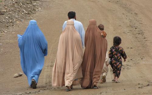 Burka babes