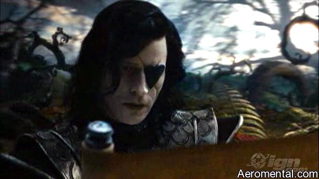 Trailer Alicia en el País de las Maravillas caballero