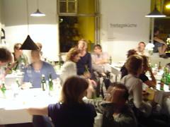 Souperior dining at Freitagsküche in der Oskar von Miller Strasse