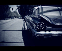 By VARS (AdventuresInAnalog) Tags: car wednesday prime raw dof pentax bokeh da pancake 40mm limited f28 fins americanphoto 40mmf28 dred242 hbw pictobrowser k10d bokehwednesday happybokehwednesday bokehphotography americanphotocreativeshowcase