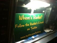 Food trucks on Twitter