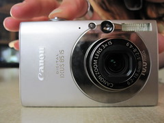 canon ixus fresach 100is 85is