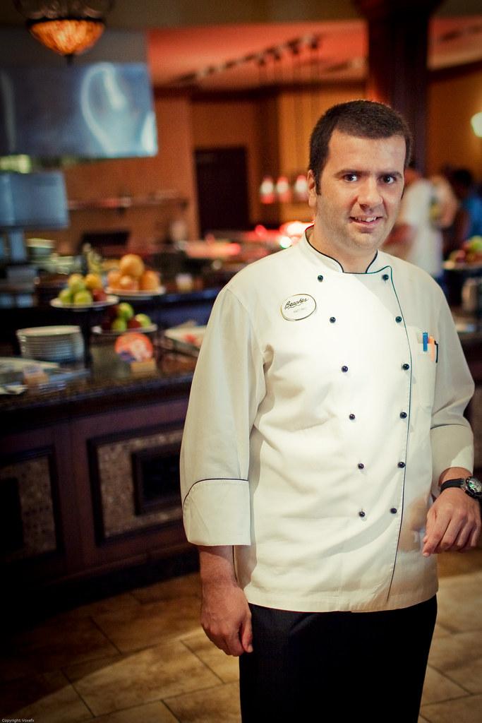 My Friend Chef Antonio