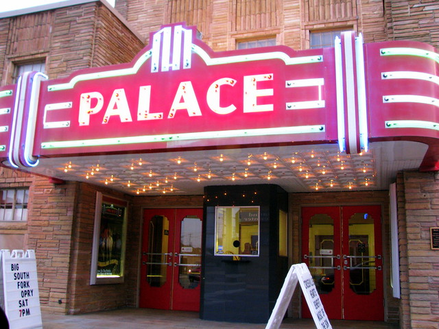 Palace Theater - Crossville, TN
