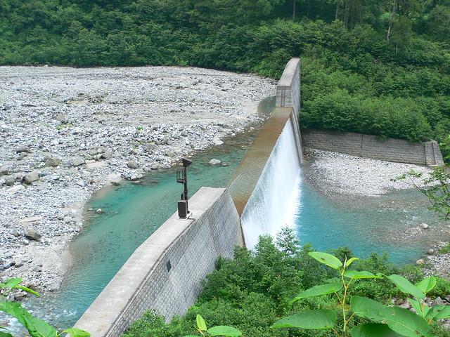 Dam / 砂防ダム