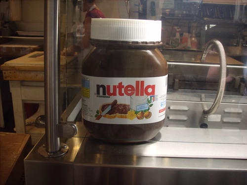 Largest Nutella I've Ever Seen- West Side Market