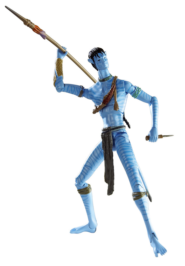 Avatar toy figure Jake Sully Navi
