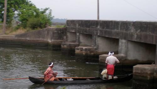 Kochi river fishermen