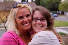 Tori and Shar