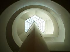 Solomon R. Guggenheim Museum Monitor Building