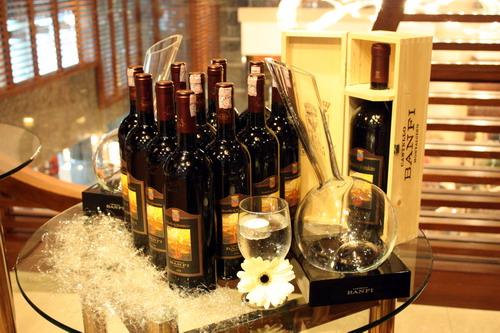 La Dolce VIta with Castello Banfi Wine 1
