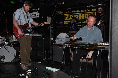 Orienteers at Zaphod Beeblebrox