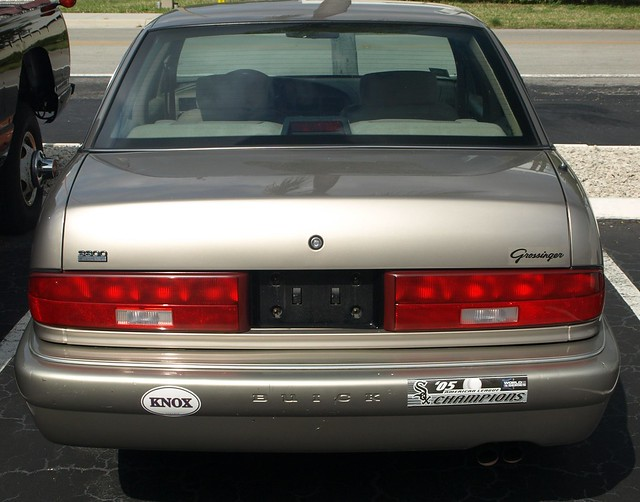 buickregal 1996cars