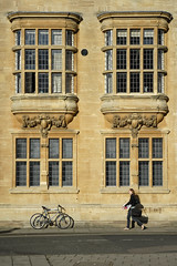 UK - Oxford - Hertford College (Darrell Godliman) Tags: uk greatbritain travel windows england copyright travelling tourism bike bicycle facade walking nikon europe britishisles unitedkingdom britain oxford gb bridgeofsighs d200 oxforduniversity oxfordshire allrightsreserved broadstreet baywindows oxon broadst universityofoxford travelphotography hertfordcollege thamesvalley oxfordcollege nikond200 instantfave omot travelphotographer flickrelite dgphotos darrellgodliman wwwdgphotoscouk dgodliman dwwg ukoxfordhertfordcollege