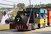Train float (ahhhrats) Tags: autumn train kentucky engine parade puppets float daze vinegrove