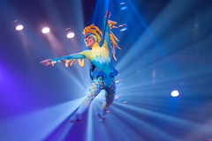 Festival of the Lion King (Paul Gowder) Tags: vacation orlando colorful bright florida ak disney wdw waltdisneyworld animalkingdom lionking attractions festivalofthelionking disneypictures waltdisneyworldanimalkingdom sonyalpha mywinners disneyphotos sonya700 brightcolorful disneyphotochallengewinner disneyimages fotlk