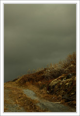 road to hell (szefi) Tags: autumn fall nature norway canon landscape norge canon450d canonrebelxsi