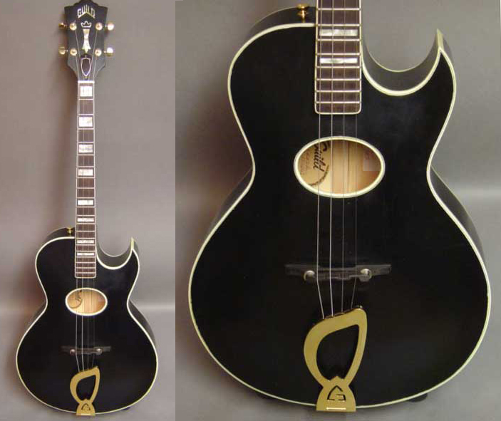 Guild tenor guitar
