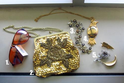 Seymour treasures