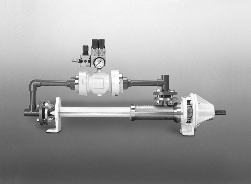 Pressure Relief Valve & Pump