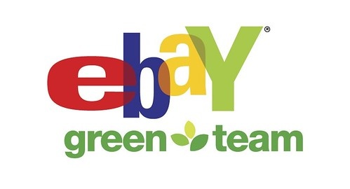 eBay Green Team logo