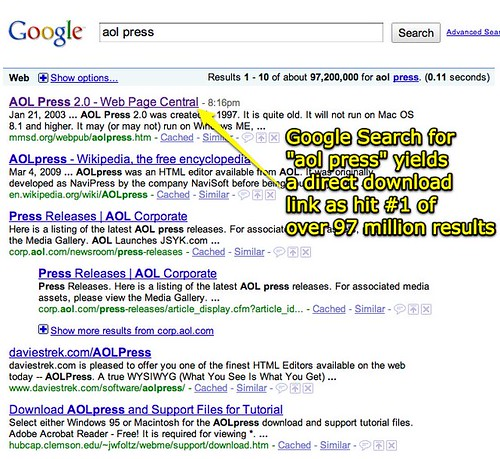 aol press - Google Search