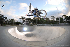 Ryan Knight, Taybo @ Flagstaff Hill (james wade!) Tags: bmx taybo ryanknight