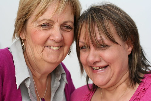 Suzanne Coward and Linda Kelly