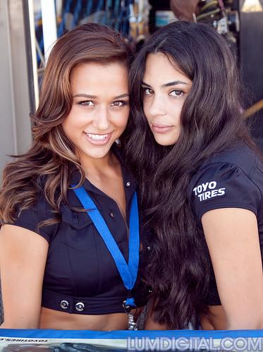 Ana Garcia and Jaime Paetz