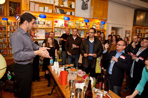 Jake Adelstein's TOKYO VICE Launch Party at Idlewild Books
