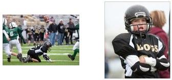 Nikon D300S plus Sigma 70-200mm -- High-ISO Junior American Football Photos by SCHMEGGA