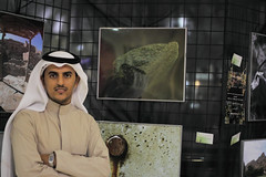 My first time in a photographic exhibition (Shrf AlMalki..) Tags: gallery picture first photographic exhibition  share     sharaf  shrf   almalki