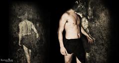 """casting for """"the Minotaur in the labyrinth of mirrors"""" 4 (rupertalbe - rupertalbegraphic) Tags: mirror la casa milano creta alberto grecia di maze immortal mitology laurea tesi mariani minotaur borges brera labirinto accademia scenografia teseo asterione durrenmatt rupertalbe rupertalbegraphic lacasadiasterione"""