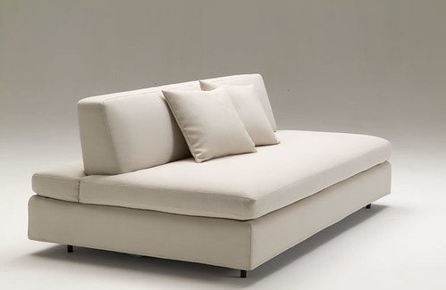 Modern Sofa Bed in Simplicity