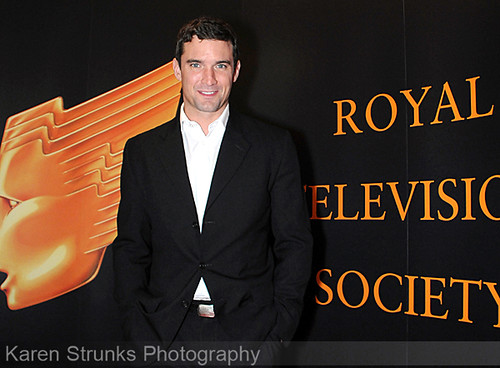 Royal Television Society Awards 2009 by Karen Strunks Matthew Chambers Doctors BBC