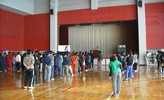 09運動会 開会式