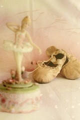 The Beauty of Dance (Bunches and Bits {Karina}) Tags: pink ballet ballerina shoes tutu explored day730 30daysofgratitude