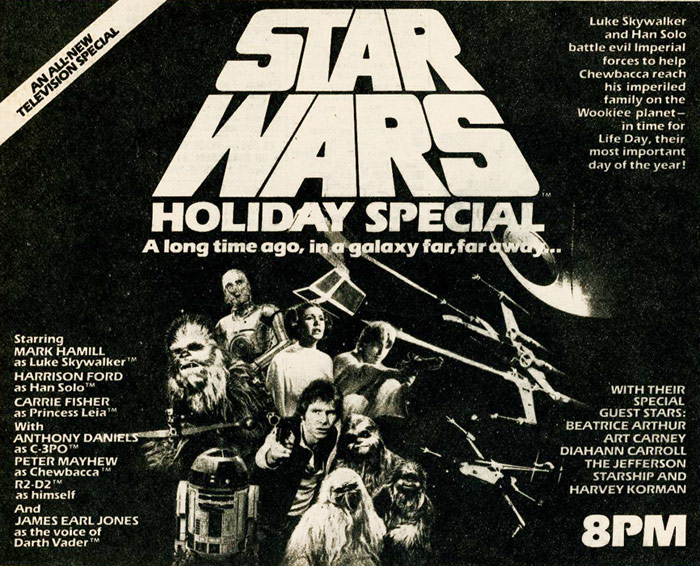 SW Holiday Special